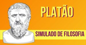 Simulado sobre a filosofia de platão