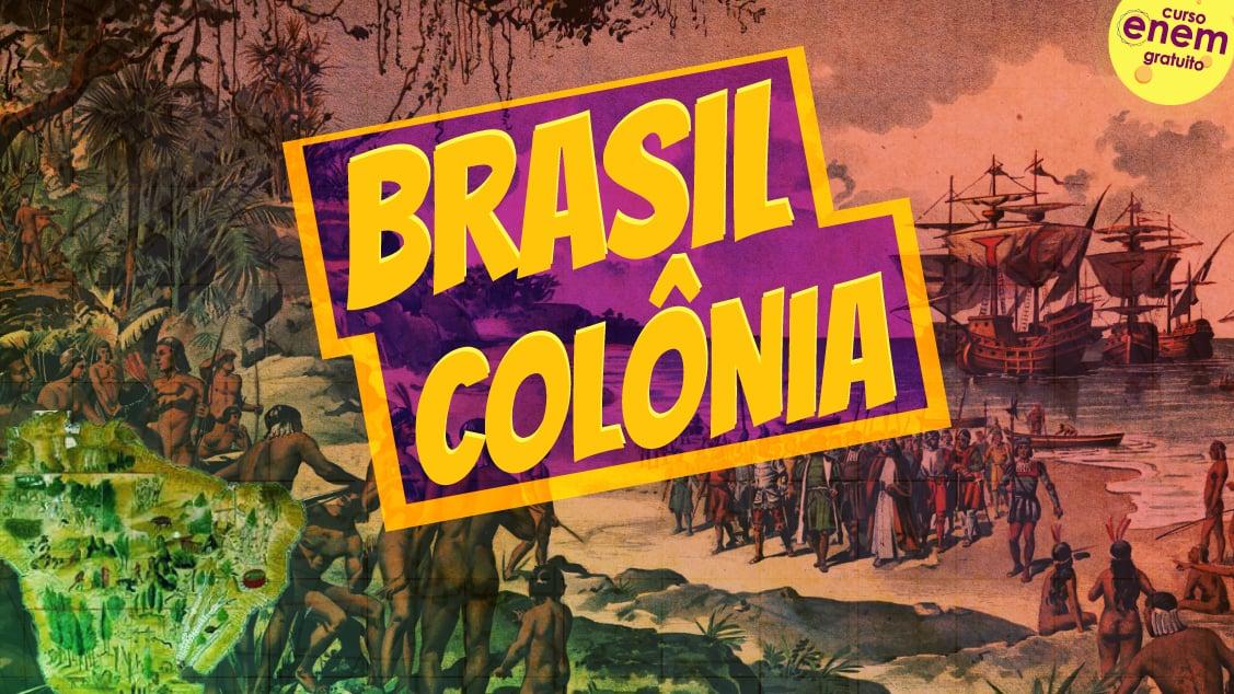 Brasil Colônia: o ciclo da cana-de-açúcar e do ouro ...