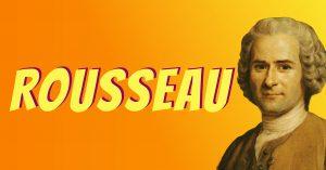 a filosofia de Rousseau no resumo do Iluminismo