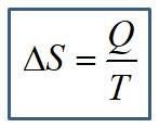 fórmula 3ª lei da termodinâmica