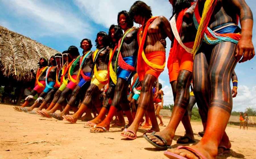 Cultura dos povos indígenas