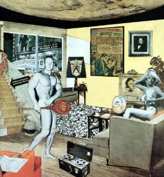 Pop art - HAMILTON, Richard