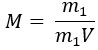Fórmula molaridade