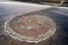 Land Art - espiral