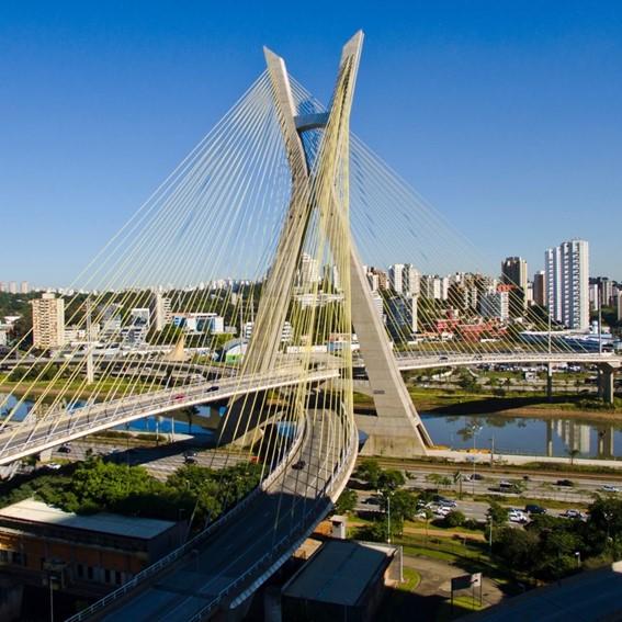 São Paulo - Urbanização brasileira