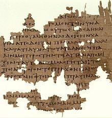 Fragmento do livro A República, de Platão