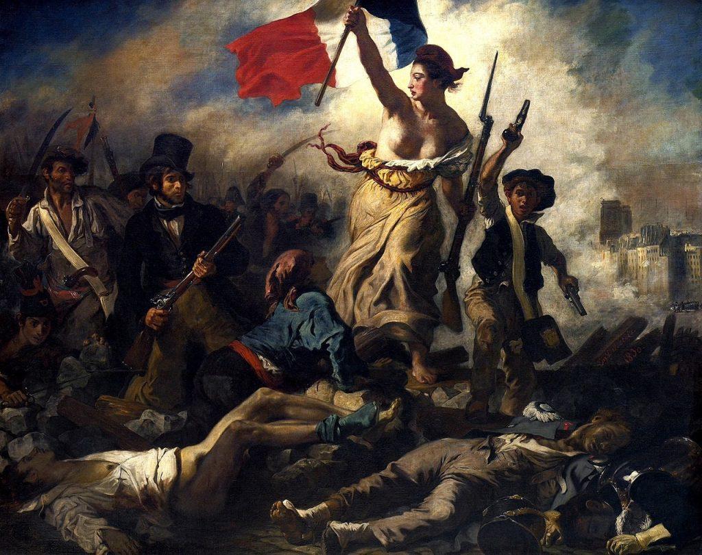 estado moderno revolução francesa