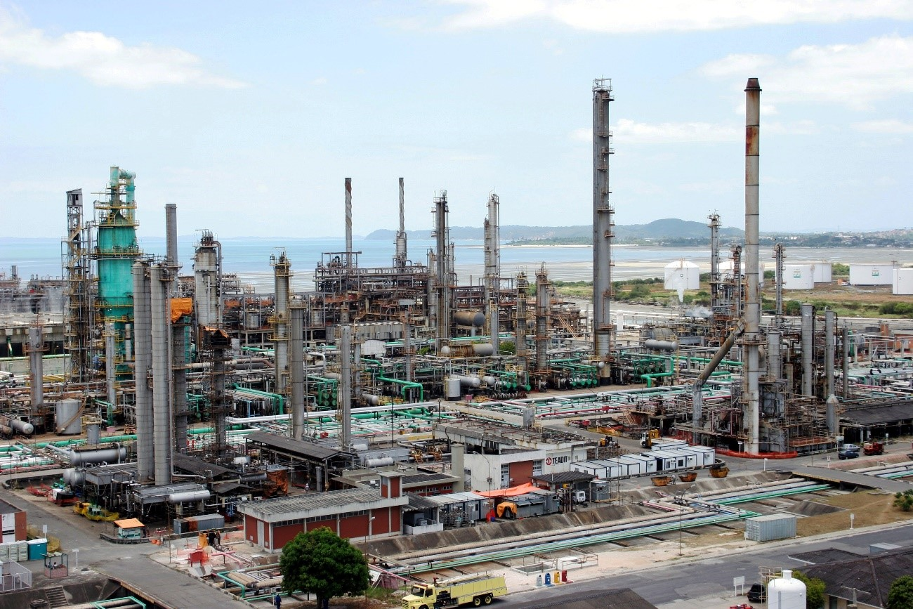 indústria brasileira no nordeste