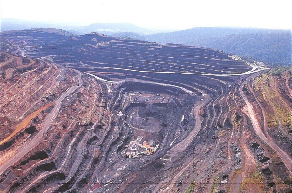 recursos minerais no Brasil Carajás