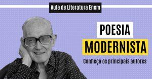 Aula de Poesia Modernista - Carlos Drummond de Andrade