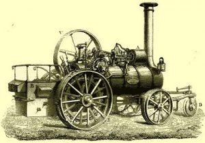 Máquina a vapor - a força motriz da 1ª revolução industrial