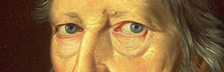 retrato hegel
