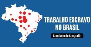 O trabalho análogo à escravidão no Brasil