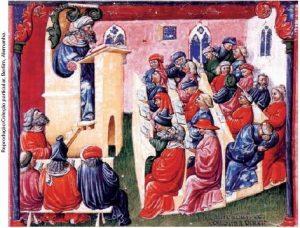 universidade medieval