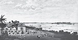 Cidade Maurícia, Recife, 1657 - União Ibérica