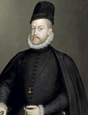 Filipe II - União Ibérica.