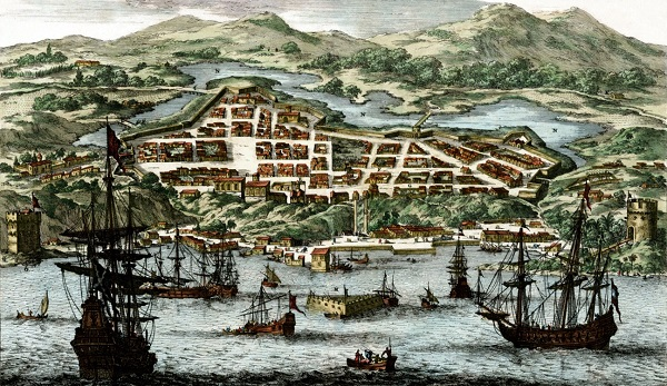 salvador na época do barroco no brasil
