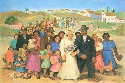 Formação do povo brasileiro - O casamento