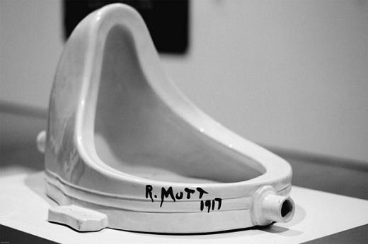 Marcel Duchamp - O que é arte