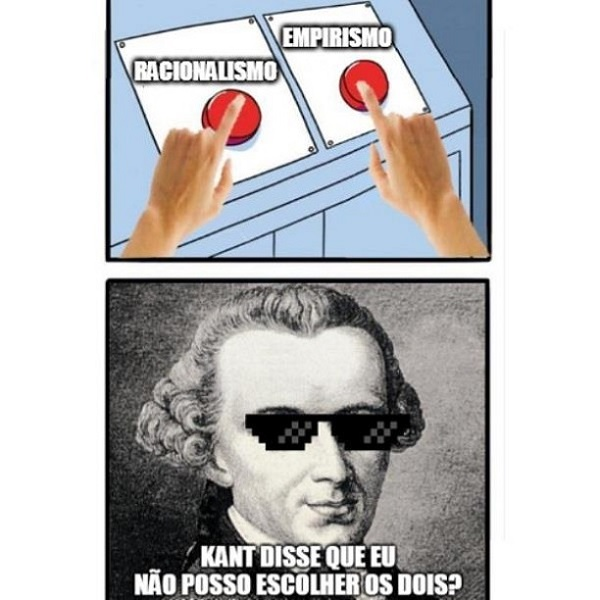 criticismo de kant - teoria do conhecimento