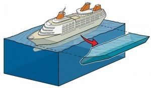 formato de navios