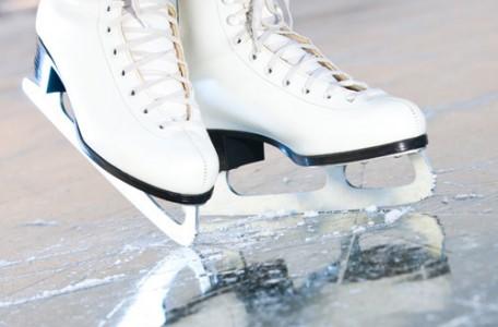 Patinação no gelo - Pressão e temperatura
