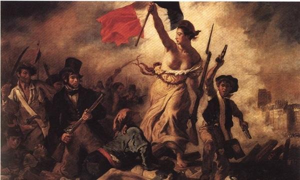 Revolução francesa - Montesquieu