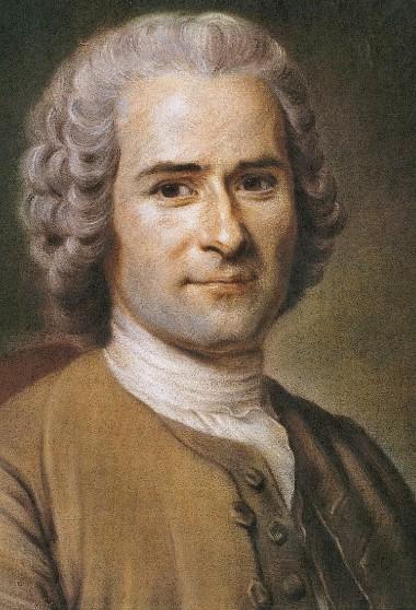 Rousseau - pensadores iluministas