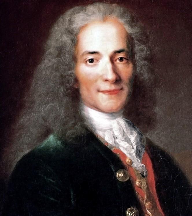 Voltaire - pensadores iluministas