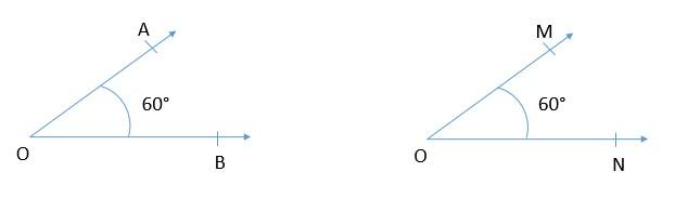 congruencia de tipos de angulos