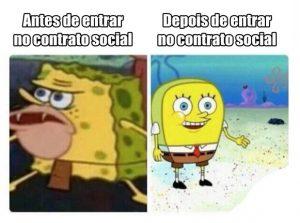 meme o contrato social