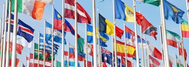 o que é estado e bandeiras
