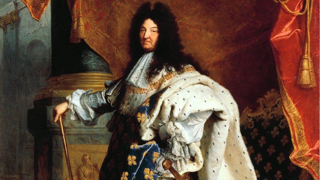 rei sol e o estado moderno