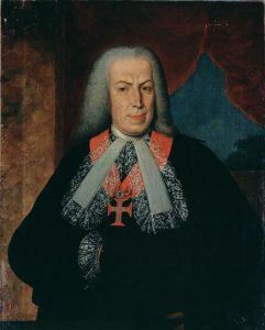 retrato de marques de pombal