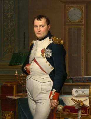 retrato de napoleao