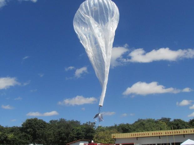 Balão metereológico - lei geral dos gases perfeitos