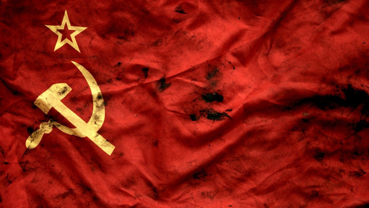 Bandeira do comunismo