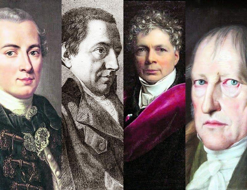 Filósofos do idealismo alemão
