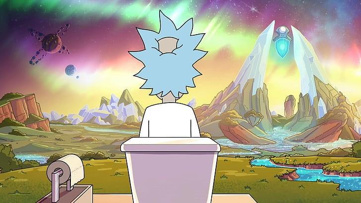 Rick and Morty - Niilismo