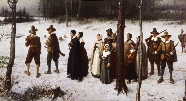 colonos ingleses treze colonias