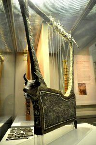 harpa arte na mesopotamia