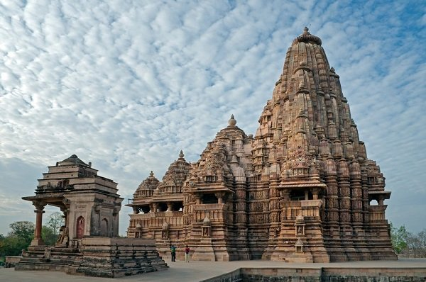 Templo Kandariya Mahadeva - Arte indiana