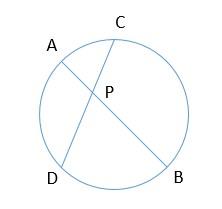 Potência de ponto na circunferência