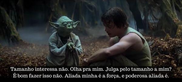 Yoda - Sintaxe