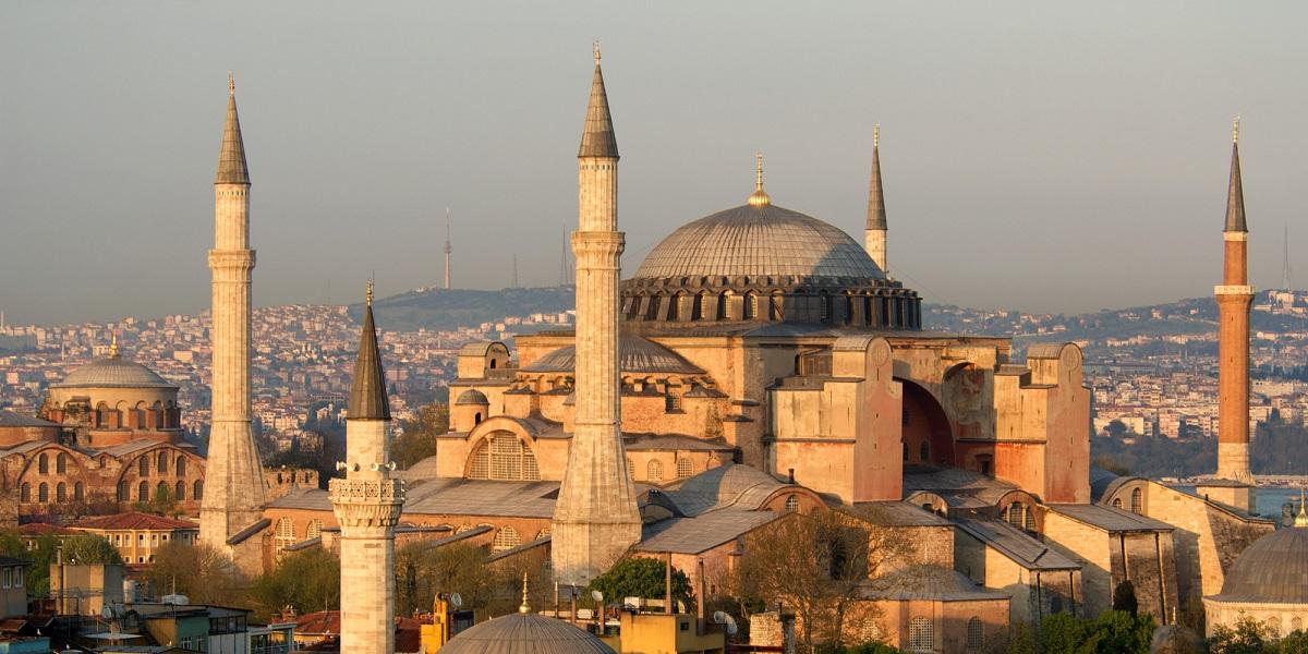 Catedral de Santa Sofia - Arte bizantina