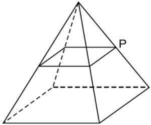 Exercício tronco da piramide