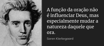 Frase de Kierkegaard