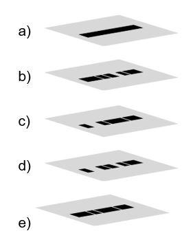 Projeção ortogonal - alternativas do exercício