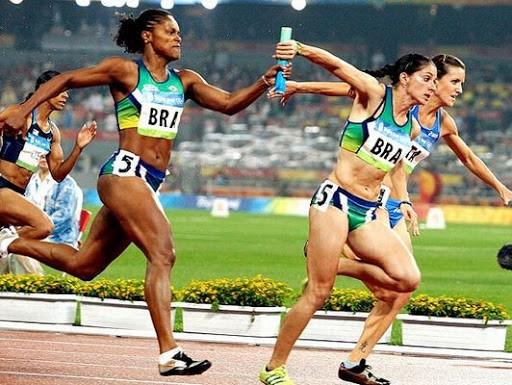 Revezamento - atletismo