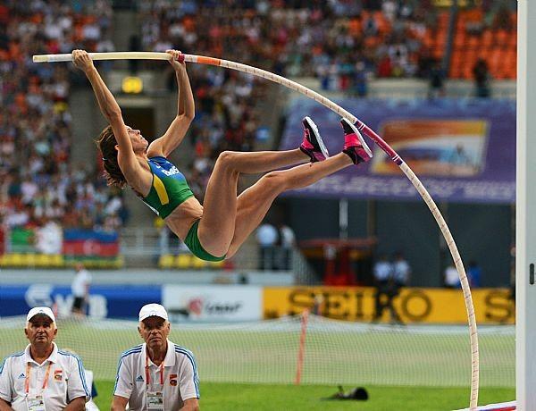Salto com vara - atletismo